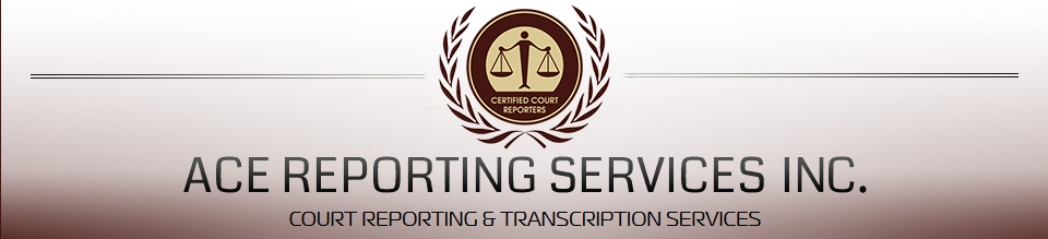 ACE Reporting Services